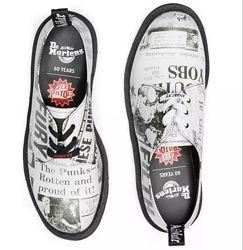 Туфли ботинки dr. martens 1461 smooth sex pistols оригинал