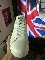кроссовки кожа Adidas Stan Smith white распродажа