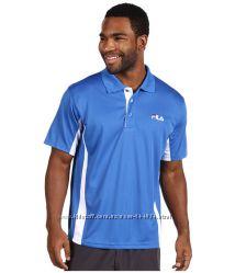 Теннисная футболка- поло FILA