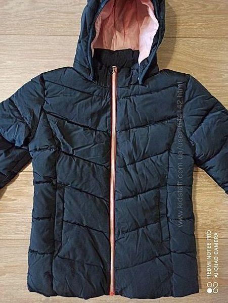Зимняя куртка р.146,152 на 11-12 лет девочка Name it
