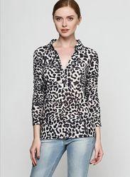 Блуза в принт morgan