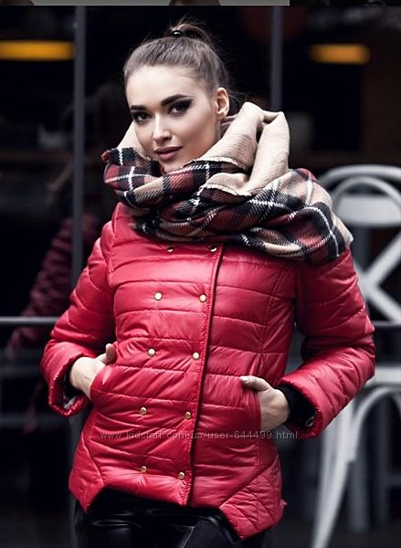 Красивая курточка от karree