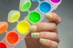 Наборы пигментов для ногтей от Юлии Билей- Ju. Bilej