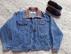 Продам мужскую джинсовую куртку Woodlake Индия L/G