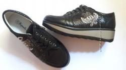 Осенние туфли для школьниц