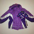 Зимняя термокурточка для девочки 2-x лет