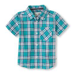 Новая рубашка Childrens place размер 3Т пролет