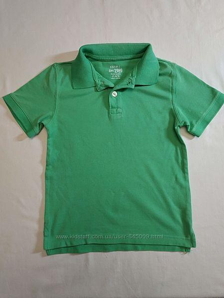 Бу поло футболка Childrens place размер xs4 на рост 104-110