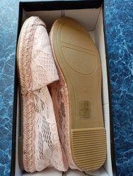 Летними мокасины эспадрильи 39  40 размер Новые
