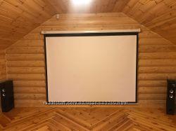 Проектор и экран