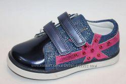 Туфельки от Том М для девочки, рр26-31