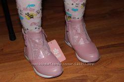 Демисезонные ботинки от Том М, р 27 - 17, 5 см