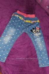 Симпатичные джинсы для любительниц минни 2 модельки