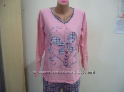 пижама женская cetolar турция байка m, l, xl, xxl