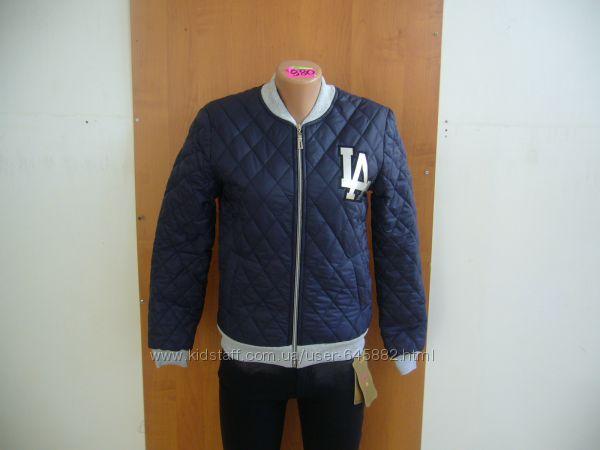 Куртка-бомбер женская стеганная в наличии новые Украина 42 44 46 48