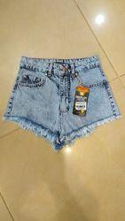 Шорты джинсовые женские dekploy турция 25-31