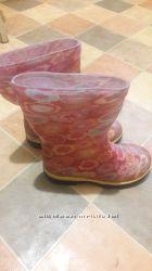 Резиновые сапоги для модницы