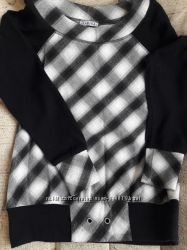 Тепла блуза для вагітних від Dianora
