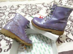 Деми ботинки ортопедические  WOOPY