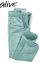 Яркие джинсы для девочки 116 германия