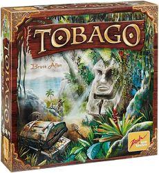 Настольная игра Tobago Тобаго. Оригинал Zoch zum Spielen 284002