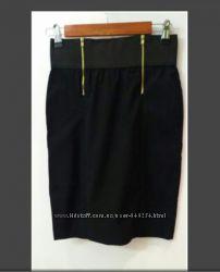 Новая юбка черная карандаш для офиса