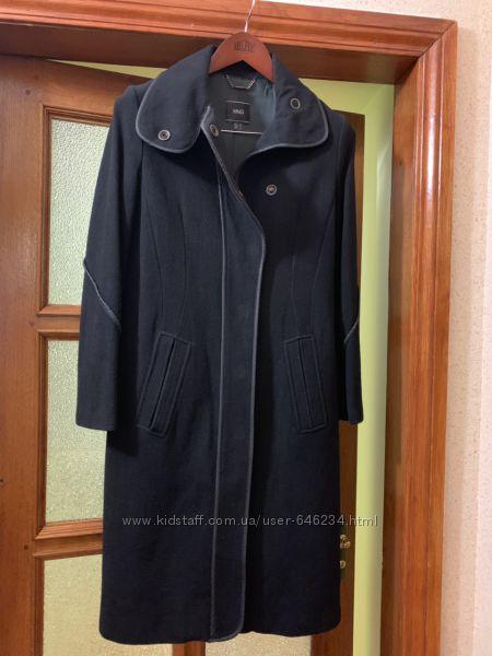 Демисезонное  женское пальто, MANGO, S/M 44-46, б/у. 290 гр.