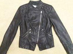Куртка женская кожаная Esprit раз.46/S