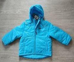 Новая демисезонная куртка Adidas р. 104. 4 года . оригинал.