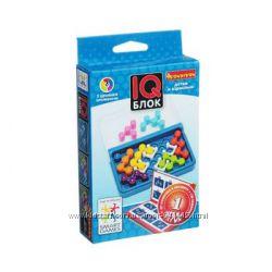 SG 466 UKR. Smart Games IQ блок. Дорожная игра. Курьер бесплатно
