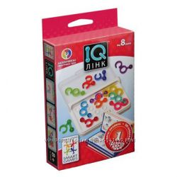 SG 477 UKR Smart Games IQ Линк. Дорожная игра. Курьер бесплатно.