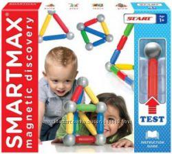 SMX 309 Smart Games. Магнитный конструктор Smartmax Старт Початківець. Курь