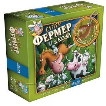 Настольная игра Granna Суперфермер и Коза