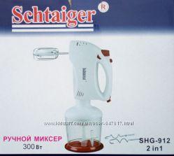 Миксер измельчитель  2 в 1 Schtaiger Shg-912