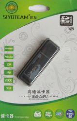 Картридер переходник MicroSD Usb