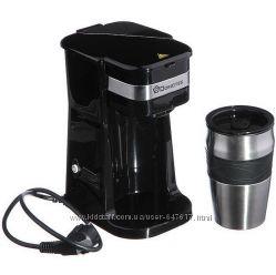 Кофеварка Domotec Ms-0709 с термостаканом, 700Вт