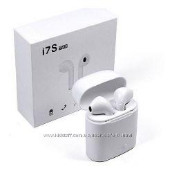 Беспроводные наушники с зарядным кейсом Tws I7s