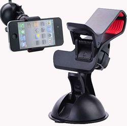 Универсальный автодержатель прищепка для смартфонов  car bracket Universal