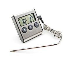 Цифровой термометр с выносным датчиком до 250 градусов Digital Cooking Ther