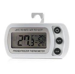 Цифровой термометр для холодильника, морозильника digital fridge thermomete