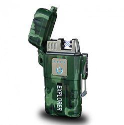 Зажигалка электроимпульсная Explorer Jl317
