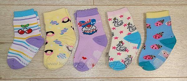 Красивые носочки девочек, ажурные с рюшиками В наличии