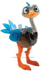 Tomy Майлз с другой планеты интерактивный Мерк страус Disney Miles From Tom