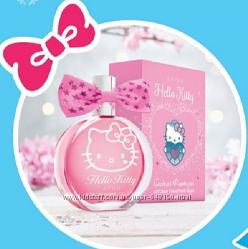 Детская туалетная вода AVON Hello Kitty, 50мл