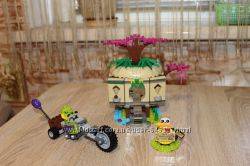 Конструктор Angry Birds Lepin 19003  аналог LEGO 75823