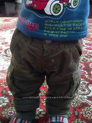 класнючі штани ZARA до 12-18міс