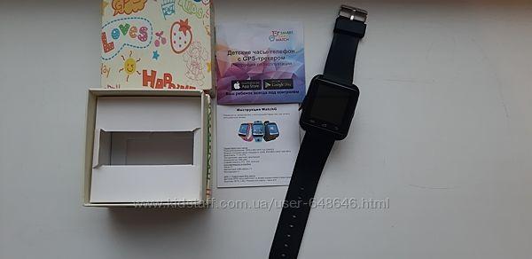 Детские часы с gps Smart Baby Watch Q100 S