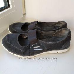 Спортивные туфли мокасины Skechers flex 38р. 25. 5 см.