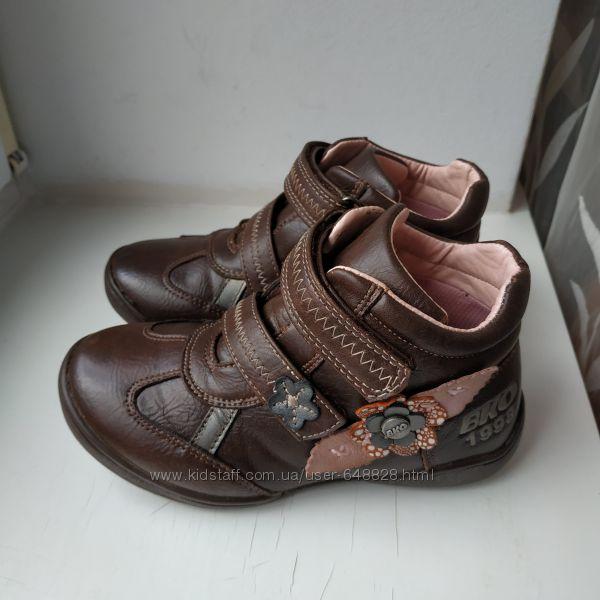 Демисезонные ботинки туфли кроссовки Beeko 28р. весна
