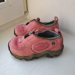 Кожаные туфли Timberland 25р. 15 см.